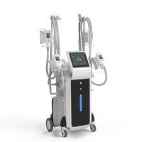 Máquina de adelgazamiento del cuerpo Kryolipolye Cryo Vacuum CRYOADIPOLYSE Cryolipolysis Frío Congelación Peso Peso Peso Fallas