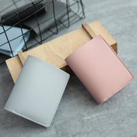 Wallets Fashion Women Woman Mini Purse Small Card Holder Wallet Carrying Bag Belt Multifunction Coin