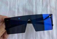 Quadratische Sonnenbrille Super von Retrofuture Tuttolente W REGUAR Mode Sun ShaNes Randlose Gläser mit Box