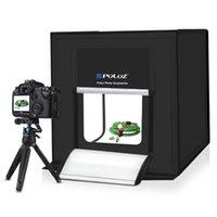 40 * 40 см 16-дюймовый светло-коробка мягкая коробка Мини-студия Box Softbox 30Wight Photo Lighting Studio Съемка палаточный комплект для телефонной камеры DSLR Ювелирные изделия Игрушка