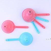 Инструменты Пищевой воронку портативный пластиковый мульти функция длинная ручка жидкие воронки домашний кухонный инструмент чистый цвет EWB8617