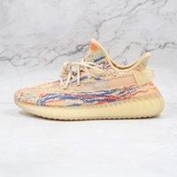 Kanye Koşu Ayakkabıları Statik Kül Mavi Zebra Küllü Kuyruk Işık 3 M Gölge Yansıtıcı Israfil Asriel Keten Bayan Erkek En Kaliteli Eğitmenler Ile US13 36-48