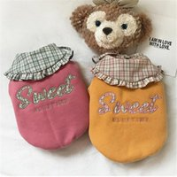 Dog Apparel Small Clothing Cat Clothes Winter Pet Coat Cute Outfit Yorkie Poodle Pomeranian Schnauzer Pug Dropship