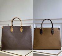 لا تفرك أبدا أزياء المرأة MM الكتف التسوق كيس اليومية حقيبة يد حقيبة يد pochette Accessoires طباعة M44576