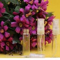 Hot Wholesale -Travel glass Refillable Mini 5ml Perfume Bottle Spray 5 ml glass perfume bottles spray pump bottle