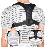 Brace Support Belt Adjustable Corrector Clavicle Spine Back Shoulder Lumbar Posture Correction for Adult Children