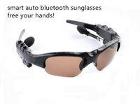 Écoulement de détail Dernier Smart Sunglasses Bt5.0 Support Téléphone Call Free Musique sans fil Bluetooth Écouteur Bluetooth Unisexe Bluetooth Lunettes de soleil Bluetooth