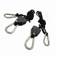 2021 1/8 pouces Rope Ratchet 2 pièces 1 Pack Réflecteur poussez des suspensions légères