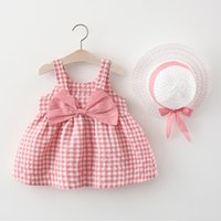 Three color Plaid Princess Dress