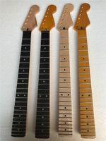Fabrik benutzerdefinierte E-Gitarren-Hals mit 22 Bünde, 6 Saiten, Größe und Material können entsprechend Ihren Anforderungen angepasst werden.