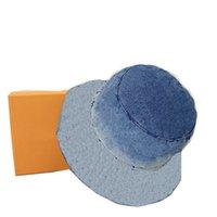 패션 비니 모자 가을 / 겨울 Shoppe 동기화 그라디언트 노안 어부 모자 고품질 레저 아이콘 양동이 모자 casquette wit