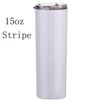 stainless steel White blank sublimation bottle Egg swig mugs Insulation heat thermal transfer coated vacuum 30oz 20oz straight slimming TUmbler