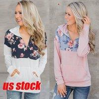 Women's Hoodies & Sweatshirts Autumn Women Warm Hoodie Jumper Zip Up Casual Long Sleeve Sweatshirt Pullover Printed Fashion Clothes