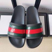 Классическая тапочка продает хорошо резиновые сандалии горки цветочные брокадные мужчины женщины мода тапочки красные белые дна редуктора повседневные по Shoe10 03