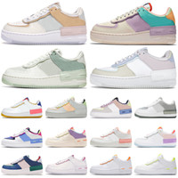 force 1 af1 Force One hombres mujeres zapatos para correr 1 tipo shadow Para-noise black Summit White Mystic Navy Pale air Ivory para hombre zapatillas de deporte de moda