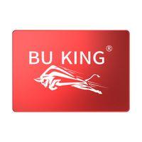BU KING SATA3.0 SATA3.0 SATA3.0 Lecteur d'état solide intégré Convient au bureau / ordinateur portable général Lecteur d'état solide rouge