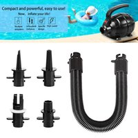Pool & Accessories 600W Electric Air Pump For Inflatable Tumbling Gymnastic Yoga Taekwondo Camping Training Mat High Quality Universal