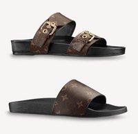 2021 de alta qualidade mulheres chinelo verão sandálias praia slide moda schofs chinelos sapatos interiores tamanho 35-45 com caixa