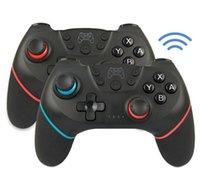 Controller di gioco Controller wireless remoto Bluetooth per Switch Pro Gamepad Joypad Joystick per Nintendo Switch Pro Console GRATIS DHL