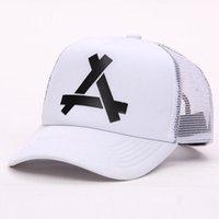 Pubblicità della fabbrica Dongguan Net Hat Cappello uomini e donne Outdoor Shade Truck Fashion Cap Berretto Personalizzazione netta