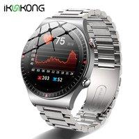 Дизайнер Часы Марка Часы Роскошные Часы Мужчины 4G Карта памяти Музыкальный Игрок Smart Для Android Телефон Запись Спорт Фитнес-трекер