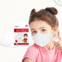KN95 얼굴 마스크 어린이를위한 방진 스플래시 방지 통기성 5 층 보호 KN95 마스크 패션 재사용 가능한 민간 입 마스크