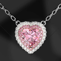 HBP роскошь новая мода простая любовь в форме ключицы ожерелье имитация розовые украшенные аксессуары