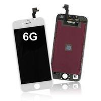 Лучшие продажи мобильный телефон ЖК-экран белый черный дисплей мобильная электроника телефона LCDS для iPhone 6 ЖК-экран OEM, отличное качество
