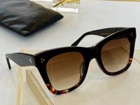 4s004 Gelişmiş Moda Güneş Gözlüğü Bayan Kare Çerçeve Yeni Güneş Gözlükleri Basit Atmosfer Yabani UV400 Koruma Lens Gözlük