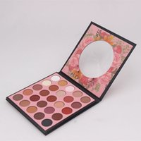 Wholesale Huda Beauty 25 Colour Eye Shadows home Blush And Highlight Multifunctional Makeup Mixing Palette Cosmetics Gift Kit