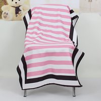 Leisure Letter Printed Beach Towel Striped Bath Towels 70*150CM Unisex Microfiber Soft Touch Washcloths For Bathroom Hotel Swimming