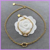 Women Earring Fashion Designer Jewelry Set Earrings Ring Necklace Barcelet Brooch Purchased Separately Luxurys Designers D217232F