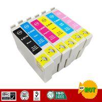 Cartucho de tinta compatible para T0851N - T0856N T0851N Traje para la foto de lápiz 1390 / T60, etc.