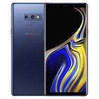 Remburbished Original Samsung Galaxy Note 9 N960F N960U 6.4 인치 옥타 코어 6GB RAM 128GB ROM 듀얼 12MP NFC 잠금 해제 4G LTE 스마트 폰 1PCS