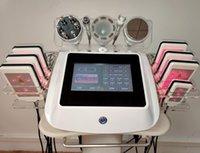 salon spa clinic 6 in 1 lipo laser slimming rf face lifting ultrasonic cavitation machine