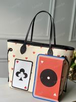 Jeu sur mm Dernier cuir sac à main pour femmes sacs à main femme avec poche portefeuille composite sacs de plage shopping embrayage sac de toile M57483 m57452 m57462