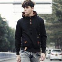 Sweatshirt Männer Streetwear Carpigan Hoodies Männliche Neue Mode Capucha Cloak Mit Kapuze Männliche Hip Hop Sudaderas Hombre 5 Farben Jacke 1 201128