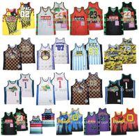 Bugs Bunny 1 Space Jam Bronny James 23 Aufenthalt Lit Smokey Kanye West 05 Late Registration Album 07 Abschluss 97 Kel Mitchell Basketball Trikots