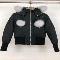 Kanada Frauen Weiße Daunenjacke Bomber kurze rote Jacke Designer Down für Schere Winter Kurze Schwarze Frau XNNTT
