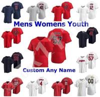 2020 Кливленд Мужчины Женщины Дети Франциско Линдор Индейцы Хос Рамирес Роберто Перес Шейн Бибер Франмиль Рейс Меркадо Бейсбол