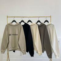 Männer Mode Hoodie Casual Brief Drucken Frauen Hoodies Hip Hop Paar Langarm Sweatshirts Solide Farbe Sport Hohe Qualität Pullover