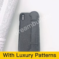 Designer Telefono Custodie per iPhone 12 Pro Max 12mini 11 11Pro 11Promax 7P 8 Plus XR XS XS XSMax Custodia in pelle PU Samsung S10 S8 S9P Note8 9 10p Cover