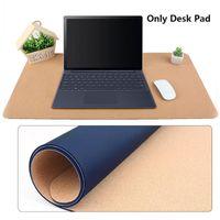 리필 대형 PVC 가죽 데스크 패드 침실 연구 안티 먼지 게임 마우스 홈 오피스 학교 방수 컴퓨터 키보드 용