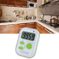 LCD Digital Timer Count- Down Up Clock Stopwatch Clock Timer ...
