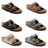 805 Arizona Mayari Gizeh Street Men Summer Hombres Mujeres Pisos Pinks Sandalias Slippers Unisex Sandy Beah Zapatos Casuales Imprimir Tamaño Mixto 34-45