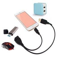 Micro USB 2.0 5 с PIN PC кабельный адаптер хоста USB планшетный ячейки внешний OTG дисковый телефон мобильный телефон для U PHOW POWER CATER CALE PFHHN