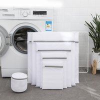 Laundry Bags 11 Size Mesh Bag Polyester Wash Coarse Net Basket For Washing Machines Bra