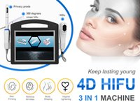 CE утвержден портативный 4D Hifu 3 в 1 затягивание влагалища и омоложение лица подтягивает морщины для удаления корпуса для тела на продажу