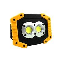 20W MINI LED LED Lámpara de luz Lámpara de luz recargable USB 1500LM Mano portátil Prevención de desastres Prevención de emergencia Potencia de emergencia