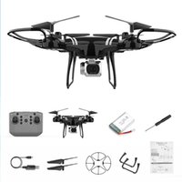 KY101 4K Mini Drone WiFi RC Quadcopter with HD Camera Altitude Hold FPV Helicopter One Key Return Professional Dron Easy to Control